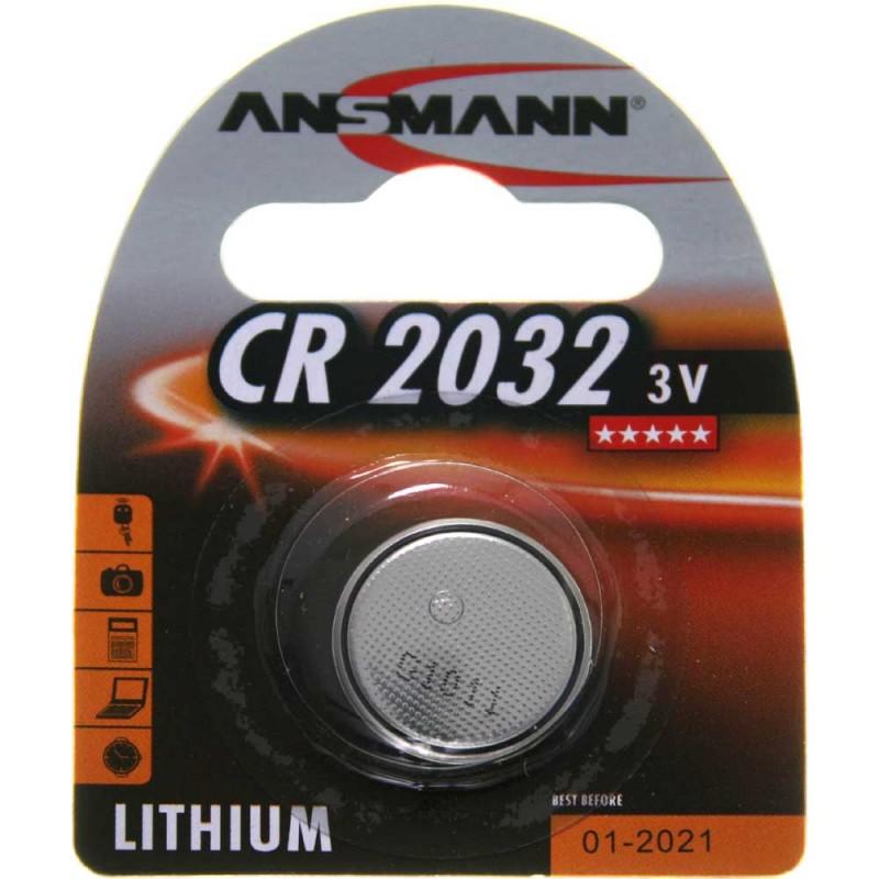 ansmann knopfzelle 3v lithium cr2032 5020122 0 95. Black Bedroom Furniture Sets. Home Design Ideas